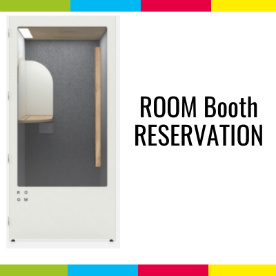 ROOM Booth Reservation