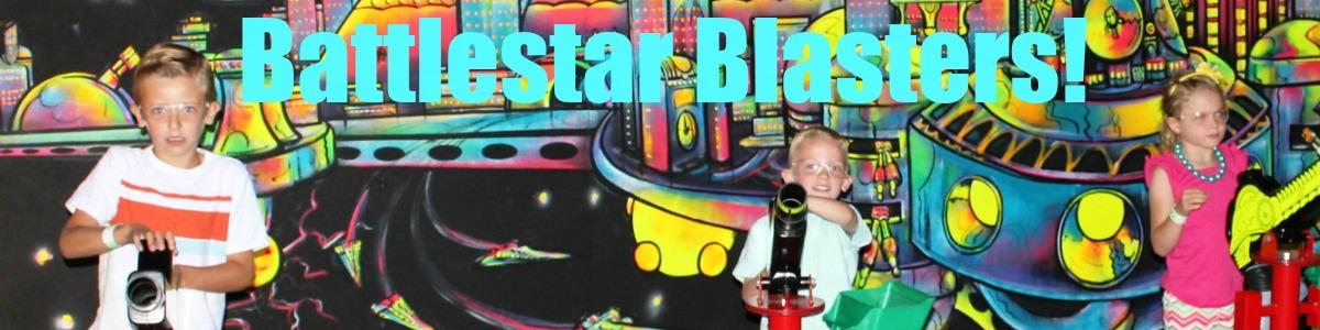 Battlestar Blasters