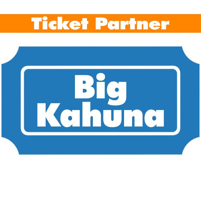 2019 Ticket Partner Big Kahuna