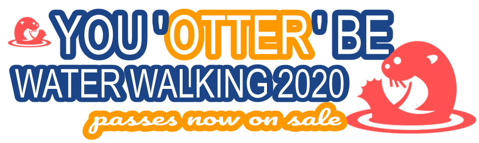 2020 Otter Walking Passes Now on Sale